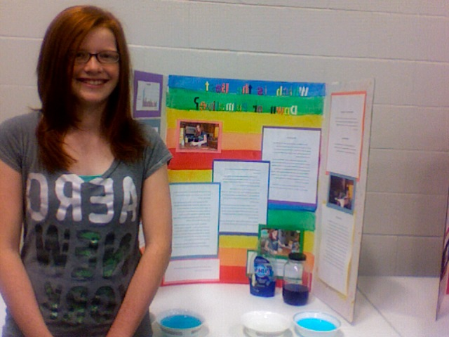 Awesome science fair projects