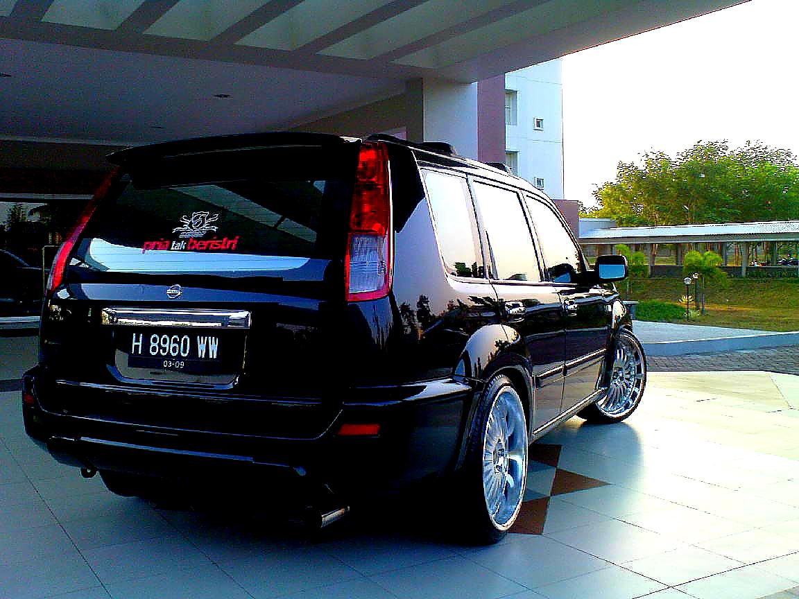 royalproxy: Ropro-Automotive: SUV yang membumi - Nissan X ...