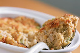 Gluten-Free Cornbread Stuffing for Thanksgiving