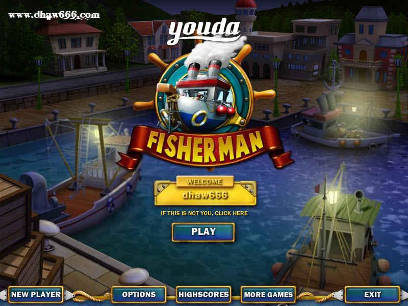 youda fisherman free full version download