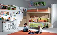 Las mejores habitaciones para niños