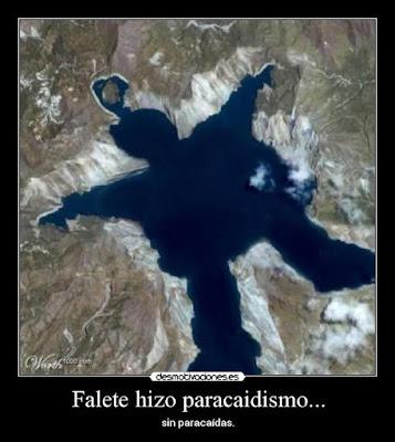 Falete, paracaídas,paracas,paracaidismo