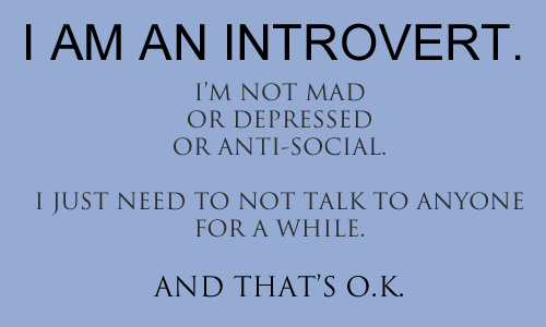 Dating for an introvert