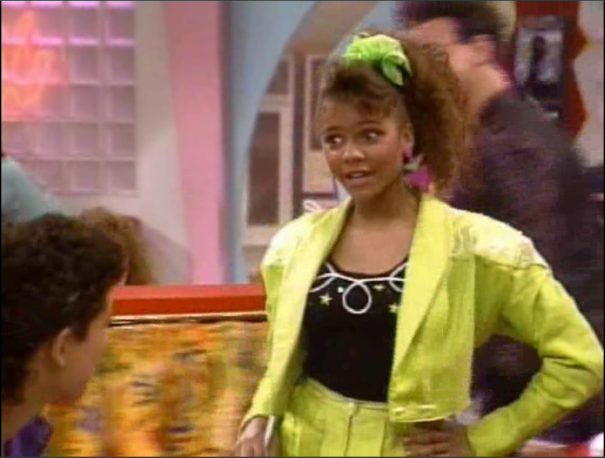Saved By The Bell Reviewed: The Lisa Card. Season 1, Episode 2