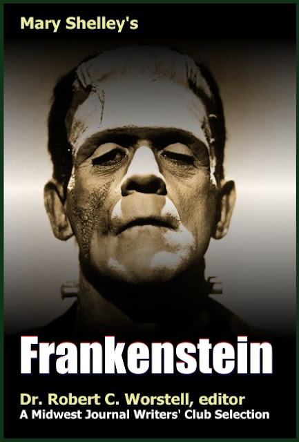 Mary Shelley's Frankenstein - classic fiction