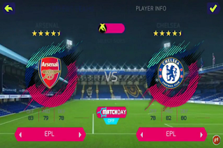 Download FIFA 14 Mod FIFA 19 New Reality Grafis Apk Data Obb