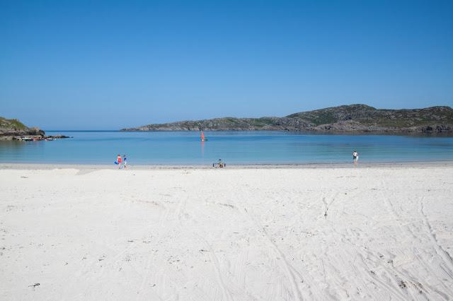 Spiaggia di Achimelvich