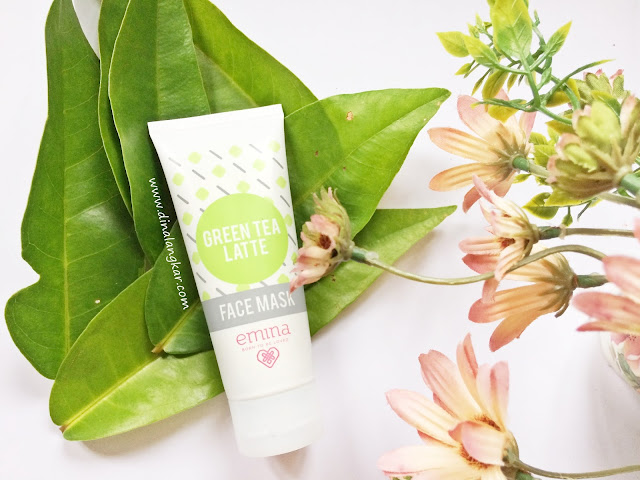 Emina Face Mask #GreenTeaLatte (REVIEW)