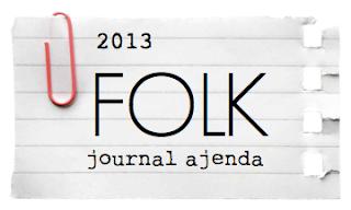 2013 FOLK journal agenda, entry 2 via Funky Junk Interiors