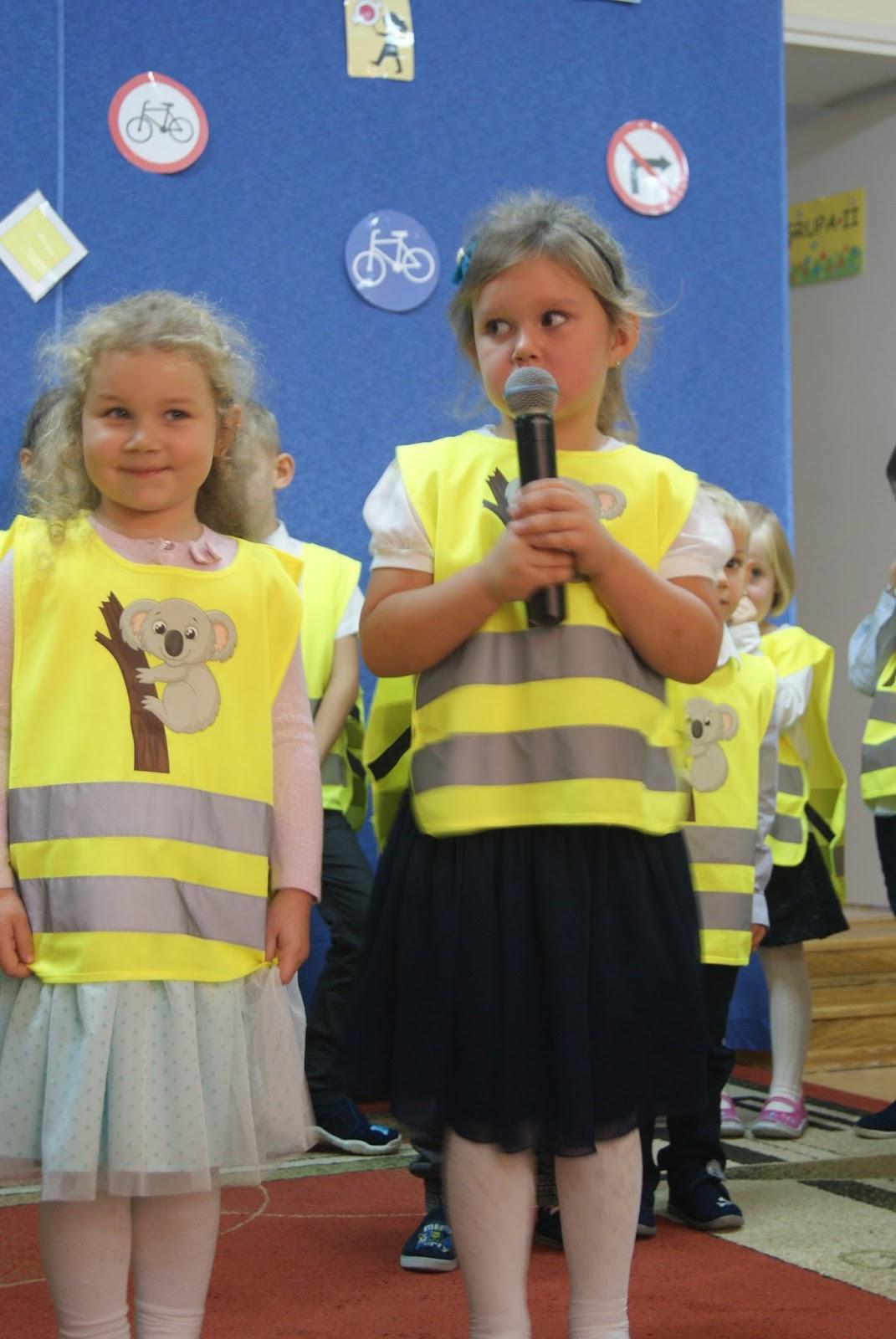 Przedszkole Nr 3 W Brzesku Przedstawienie Bezpieczeństwo