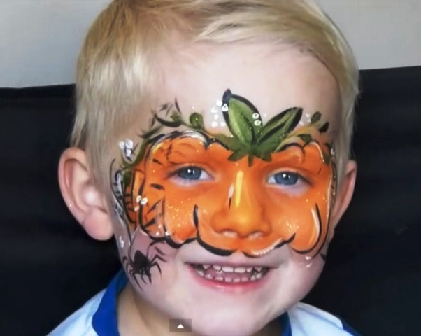 Fall Face Painting Ideas