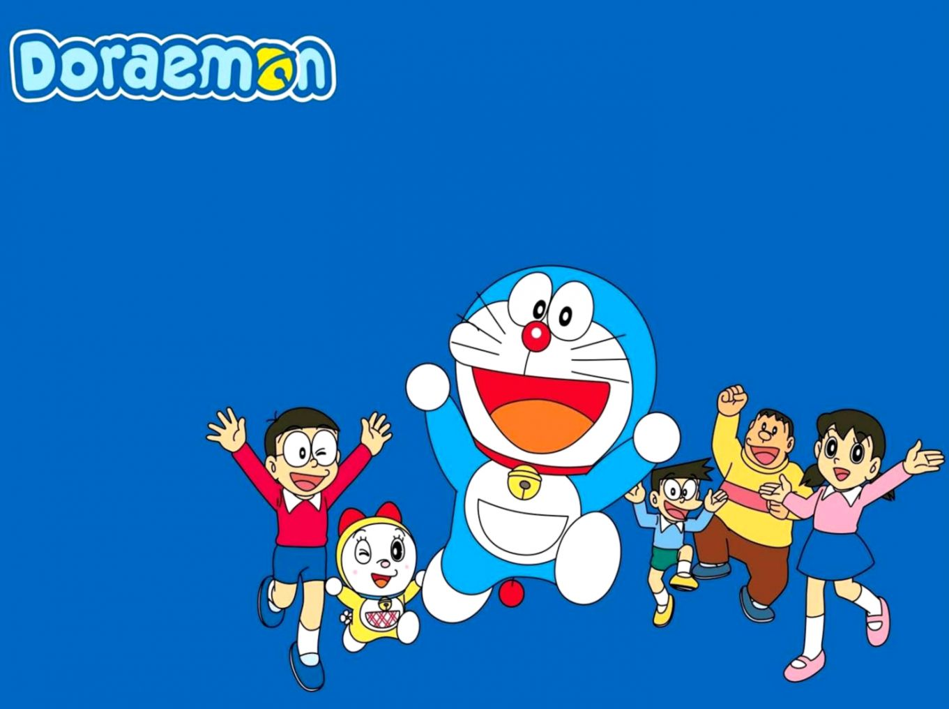 doraemon and nobita anime full screen hd wallpaper iphone