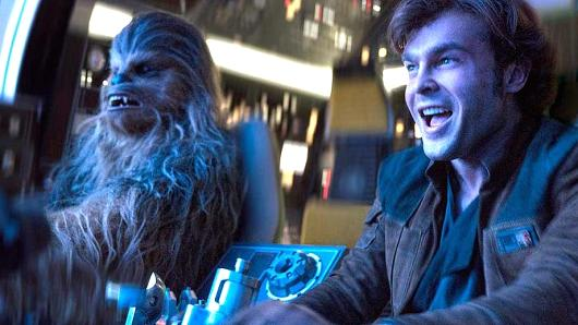The Breakdown Of Solo A Star Wars Story Cargo Catching