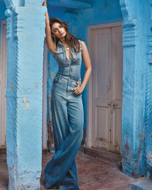 Alia Bhatt VOGUE India Magazine Hot Photoshoot