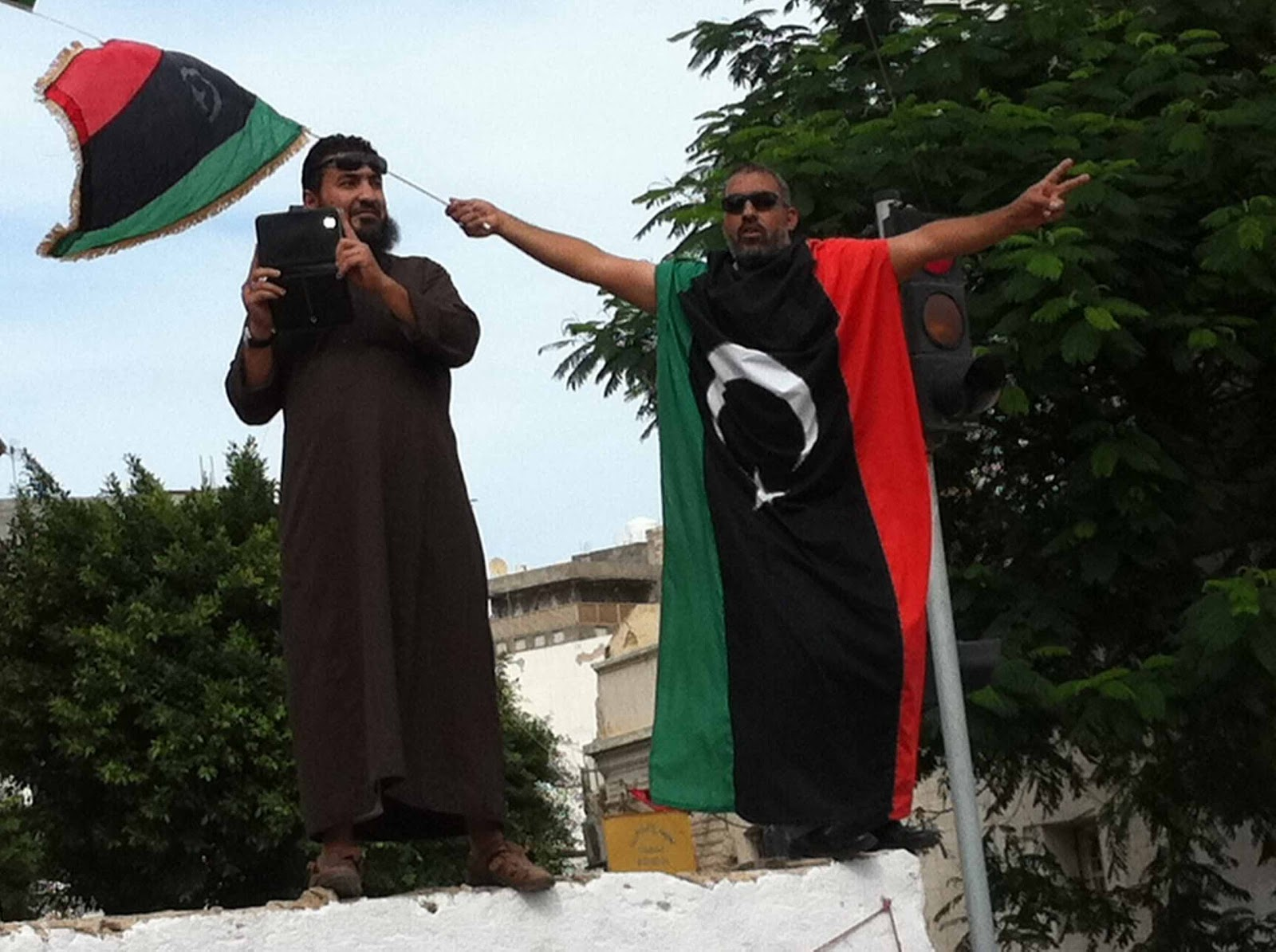 Revolution Libyen