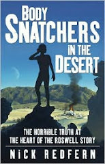 Body Snatchers in the Desert, US Edition, 2005: