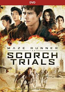 Maze Runner: The Scorch Trials [2015] [DVD5] [Latino]