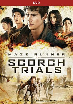 Maze Runner: The Scorch Trials [Latino]