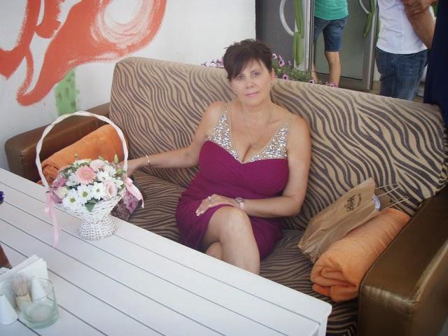 Busty Russian Woman: Larisa T