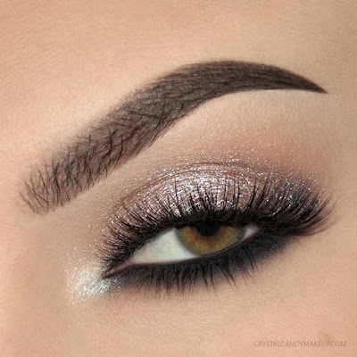 ESQIDO Big City Nights Rodial Smokey Eye Sculpt Palette Burberry Cat Lashes NARS Brow Defining Cream