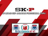 Aplikasi SKP Jabatan Fungsional Guru Terbaru Tahun 2018/2019