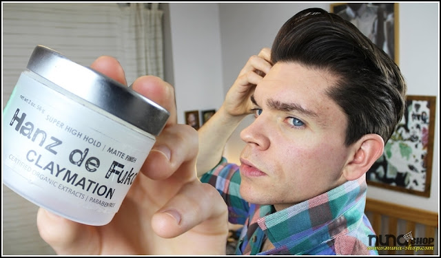 Review of the Hanz De Fuko Product Claymation