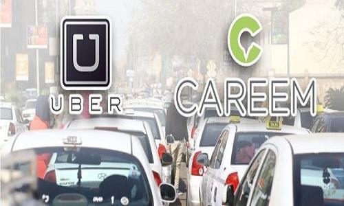 شركة اوبر وكريم, تبحث رفع سعر التاكسي