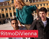 Logo #RitmoDiVienna : vinci gratis la caccia al tesoro social