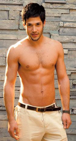 Attractive israeli men