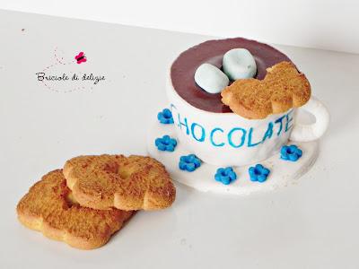 pasties napoletana con gocce di cioccolato