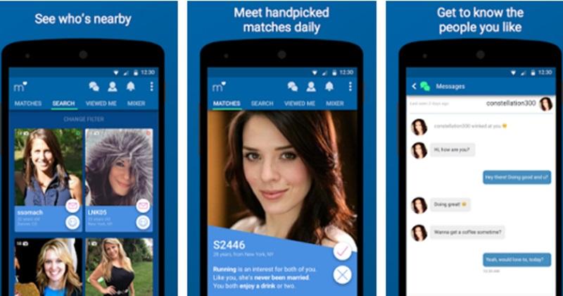 Aplikasi dating terbaik 2017