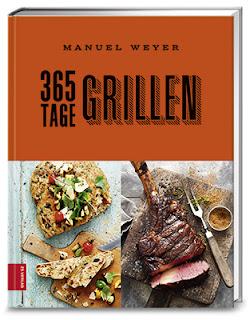 Kochbuch 365 Tage Grillen aus dem ZS Verlag