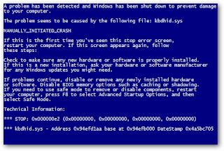 Trik Dan Cara Memperbaiki Komputer BlueScreen