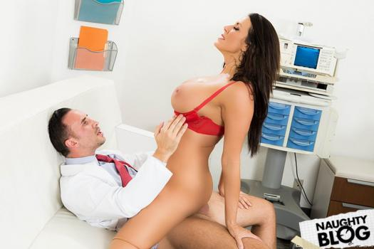 Doctor Adventures – Reagan Foxx: Pushing For A New Prescription