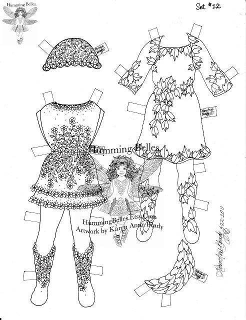 humming belles humming belles fairy mermaid attire. Black Bedroom Furniture Sets. Home Design Ideas