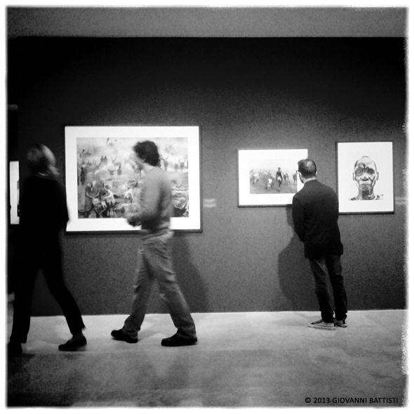 Fotografie dalla mostra Genesi, di Sebastiao Salgado