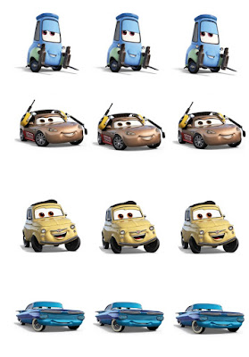 cars 3 printables