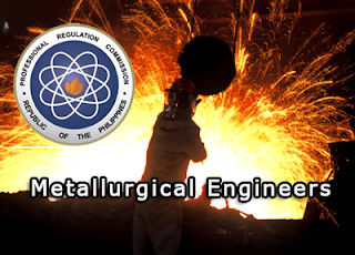 February 2014 Metallurgical Engineers (WES) Board Exam Results