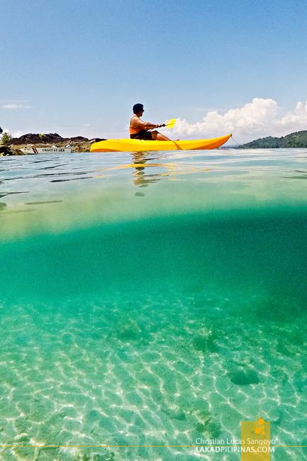 Once Islas Bisaya-Bisaya Island Kayaking