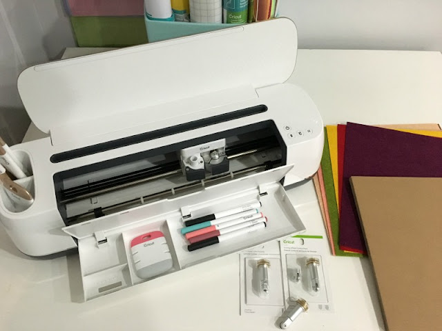 Learn more about the Cricut Maker and all the things it can do!