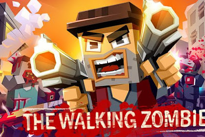 The Walking Zombie: Dead City MOD APK + DATA Unlimited Money v2.35 for Android Terbaru 2018