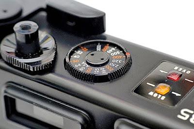 Yashica Electro 35 GTN, Camera controls