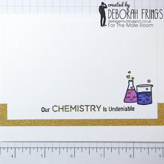 Chemistry sq - photo by Deborah Frings - Deborah's Gems