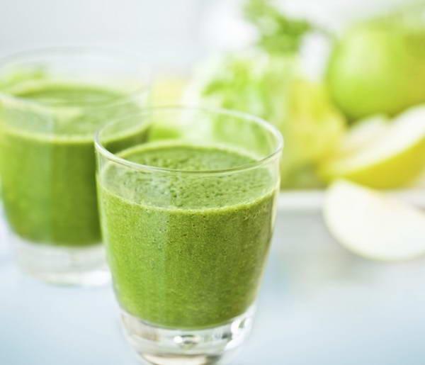 Cách làm sinh tố trà xanh giảm cân