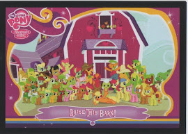 My Little Pony Raise This Barn! Series 2 Trading Card