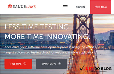 Sauce Labs - Free Online Blogger Display Testing Tools