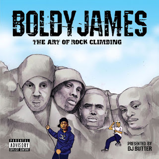 Boldy James - The Art Of Rock Climbing (2017) - Album Download, Itunes Cover, Official Cover, Album CD Cover Art, Tracklist