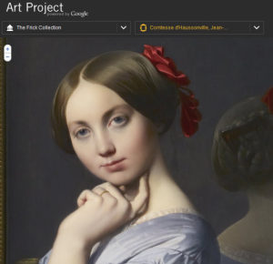 Explore world Museums with Google Art Project