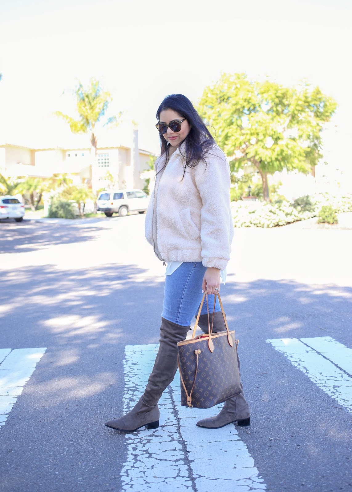 San Diego Fashion Blogger Winter Lookbook, Socal winter lookbook
