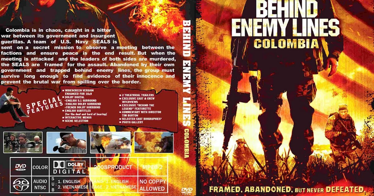 Download Movies for Free: Behind Enemy Lines: Colombia (2009)